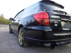 Губа. Subaru Legacy, BP5, BPE