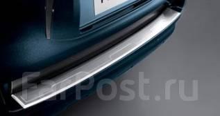 Накладка на бампер. Toyota Land Cruiser Prado, GRJ151W Двигатель 1GRFE