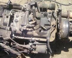 Механическая коробка переключения передач. Hino Ranger, FE1 Двигатель J08CJ2
