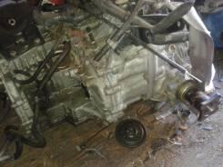 Автоматическая коробка переключения передач. Nissan Wingroad, WFY11 Двигатель QG18DE