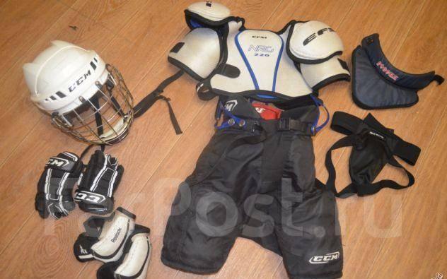 Купить хоккейную форму в хабаровске