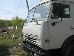 Камаз 54115. 2001 г. в. ОТС, 10 500 куб. см., 15 000 кг.