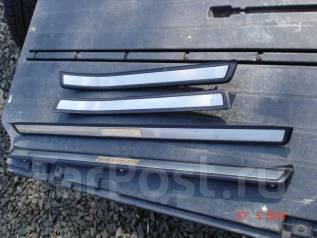 Порог пластиковый. Toyota Crown, JZS179 Двигатель 2JZGE