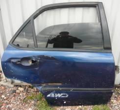 Дверь багажника. Honda Accord, CF4