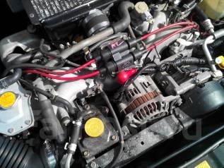 Двигатель в сборе. Subaru Forester, SF5 Двигатель EJ20G. Под заказ