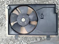 Вентилятор охлаждения радиатора. Chevrolet Aveo, T200, T250