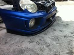 Губа. Subaru Impreza, GGA