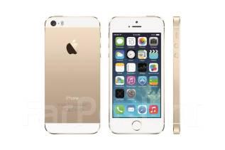Apple iPhone 5s. Новый, 32 Гб, Желтый, Золотой