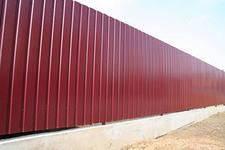 Установка и ремонт заборов различной конструкции, откатных ворот