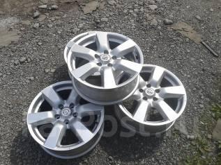 Nissan. x17, 5x114.30, ЦО 70,0мм.