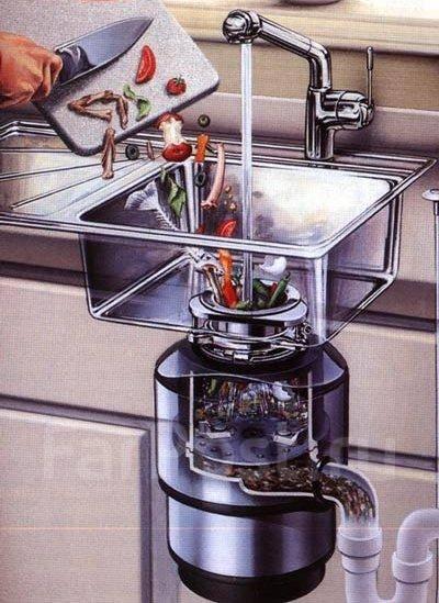 Мойки для кухни.