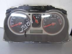 Панель приборов. Nissan Note, E11 Двигатель HR15DE