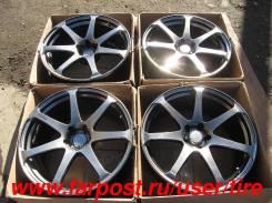 Кованные диски Advan AVS F7 R20 Mercedes-Benz CLS AMG C219 W219. 9.0/10.0x20, 5x112.00, ET25/28, ЦО 66,6мм.