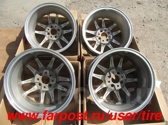 Work Emotion CR-KAI. 7.0x15, 4x100.00, ET44, ЦО 60,0 мм.