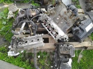 Двигатель в сборе. Toyota Cami, 102 Двигатели: K3VT, K3VE, K3VET, K3