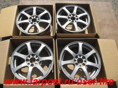 Work Emotion XT7. 6.5x15, 4x100.00, ET45, ЦО 60,0 мм.