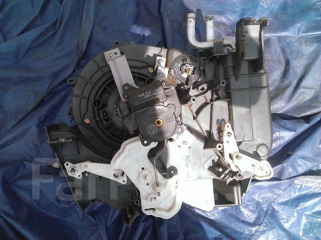 Кондиционер салона. Suzuki Jimny, JB23W Двигатель K6A