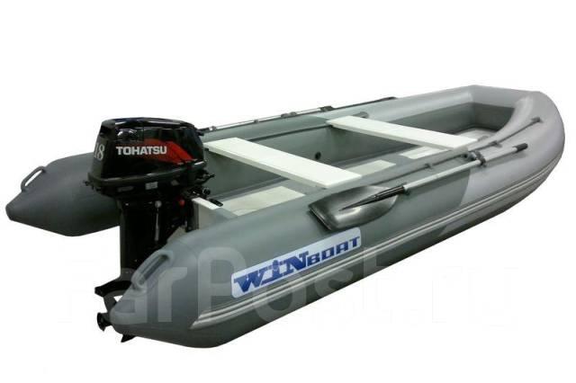 Winboat 375RF Sprint Luxe. Год: 2017 год, длина 3,75м., двигатель подвесной. Под заказ