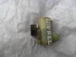 Мотор бачка омывателя. Nissan Laurel, HC33 Двигатель RB20E