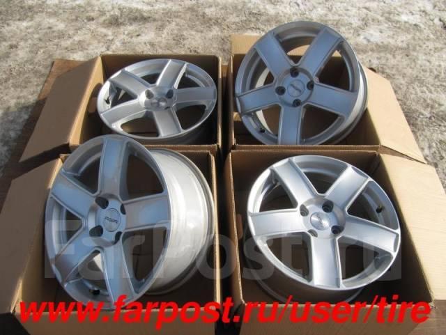 Автодиски 4-108, б/у R16 Targa AGA Paris Peugeot, Citroen, Ford. 7.0x16, 4x108.00, ET32, ЦО 65,1мм.