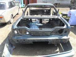Задняя часть автомобиля. Nissan Laurel, HC33 Двигатель RB20E