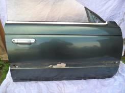 Дверь боковая. Nissan Laurel, HC33 Двигатель RB20E