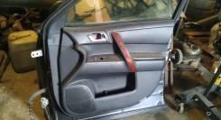 Обшивка двери. Toyota Highlander, GSU45 Двигатели: 2GRFE, 2GRFXE, 2GR