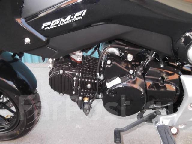 Honda Grom / MSX. 125 куб. см., исправен, птс, без пробега