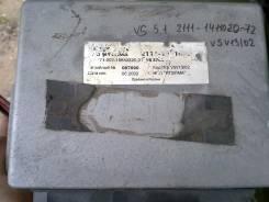Блок управления двс. Лада 2110