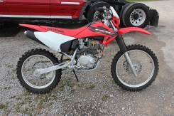 Honda CRF 230F. 230 куб. см., исправен, птс, без пробега