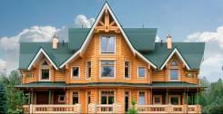 Деревянные дома и бани под ключ. Фундаменты, заборы, бассейны и т. п.