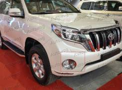 Заглушка бампера. Toyota Land Cruiser Prado