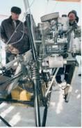 Honda. 110,00л.с., 4х тактный, бензин, Год: 2005 год. Под заказ