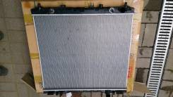 Радиатор охлаждения двигателя. Kia Sorento