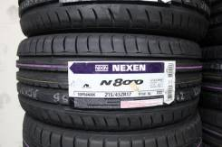 Nexen N8000. Летние, без износа, 4 шт. Под заказ