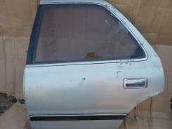 Дверь боковая. Toyota Cresta, GX81