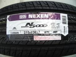 Nexen N5000. Летние, без износа, 4 шт. Под заказ