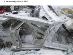 Лонжерон. Mercedes-Benz E-Class, E211 Двигатель 272