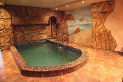 """Сауна """"Hollywood"""". Хаммам, баня, бильярд, бассейн, массаж."""
