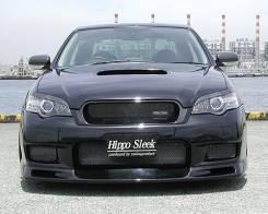 Обвес кузова аэродинамический. Subaru Legacy B4, BL9, BLE, BL5