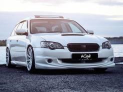 Обвес кузова аэродинамический. Subaru Legacy, BP, BL