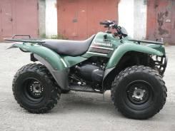 Kawasaki Prairie 360. исправен, есть птс, с пробегом