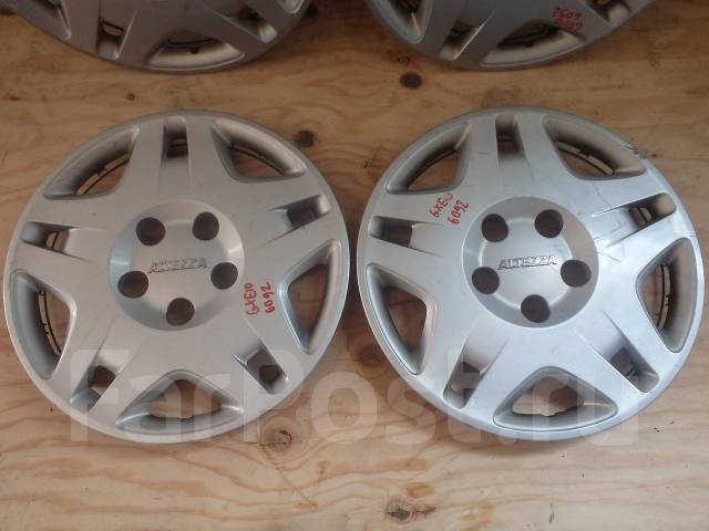 """Колпаки R 15 с Toyota Altezza 4 шт. Диаметр 15"""", 1 шт."""