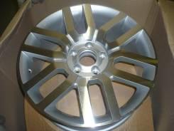 Nissan. 7.5x18, 5x114.30, ET40, ЦО 66,1мм.