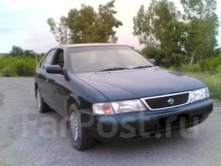 Nissan Sunny. B14, GA16DE