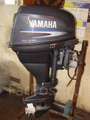 Yamaha. 25,00л.с., бензин, Год: 2002 год