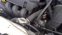 Патрубок радиатора. Toyota Platz, NCP12