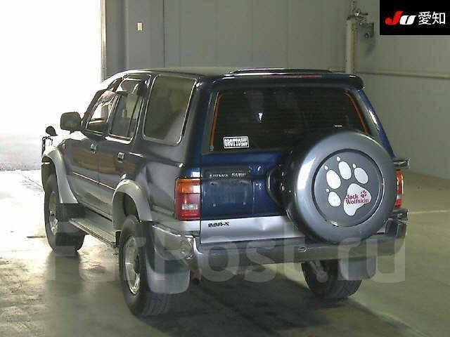 Toyota Hilux Surf. LN130 KZN130 VZN130, 2LTE 1KZTE 3VZ 2LT