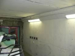 Продам капитальный гараж. Бородинская ул. 28, р-н Снеговая падь, 17,0кв.м., электричество. Вид изнутри