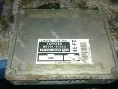 Блок управления двс. Toyota Starlet, EP82, EP85 Двигатель 4EFE